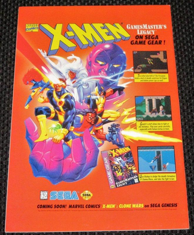 Astonishing X-Men #2 (1995)