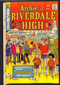 Archie at Riverdale High #19 (1974)
