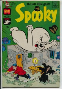 Spooky The Tuff Little Ghost #92 1966-Harvey-Frankenstein-witch-horror-VF