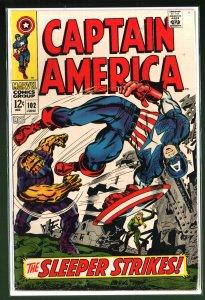 Captain America #102 (1968)