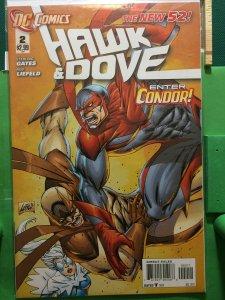 Hawk & Dove #2 The New 52