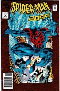 Spider-Man 2099 #1 1st Miguel O'Hara Newsstand VF