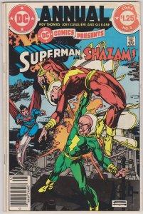 DC Comics Presents Annual #3 (1984)