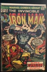Iron Man #56 (1973)