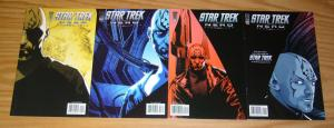 Star Trek: Nero #1-4 VF/NM complete series movie villain comics set 2 3 idw lot