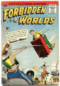 Forbidden Worlds #95 1961- Ogden Whitney- Silver Age VG-