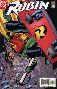 Robin (1993 series) #75, NM + (Stock photo)