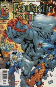 Fantastic Four (Vol. 3) #23 FN; Marvel | save on shipping - details inside