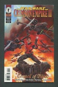 Star Wars Crimson Empire II  #5  / 9.8 NM-MT  /  March 1999