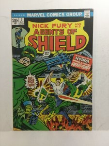 Nick Fury And His Agents Of Shield 5 Vf/Nm Very Fine/Near Mint 9.0 Marvel Comics