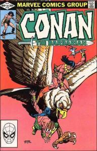 Marvel CONAN THE BARBARIAN (1970 Series) #132 VF