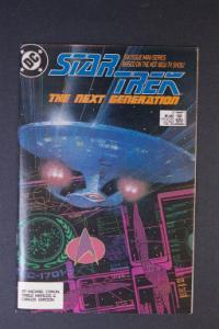 Star Trek Next Generation #1 Six Issue Mini-Series 1988