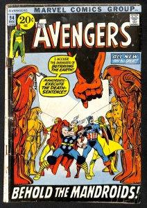 The Avengers #94 (1971)