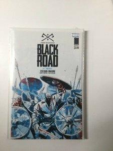 Black Road #4 (2016) HPA