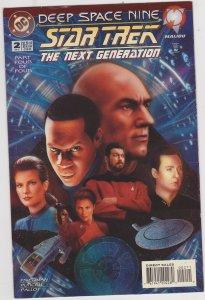 Star Trek: the Next Generation/Deep Space Nine #2