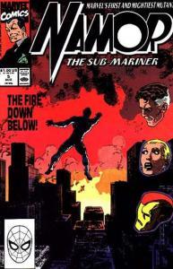 Namor: The Sub-Mariner #5, VF+ (Stock photo)