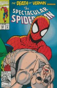 Spectacular Spider-Man, The #196 FN; Marvel | save on shipping - details inside
