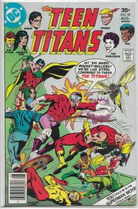 Teen Titans   vol. 1   #49 VG Bumblebee joins