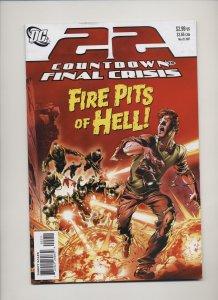 Countdown to Final Crisis #22 (2007)