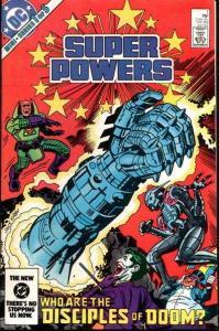 Super Powers (1984 series) #1, VF+ (Stock photo)