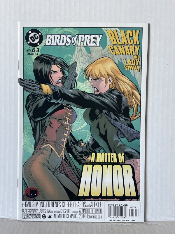 Birds of Prey #63 (2004) Unlimited Combined Shipping