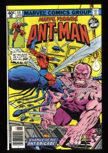 Marvel Premiere #48 VF/NM 9.0 Ant Man!