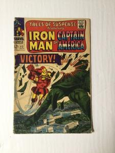 Tales Of Suspense 83 3.5 Vg- Very Good- Silver Age