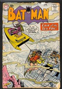 Batman #132 Fair 1.0
