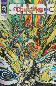 Shade, The Changing Man (2nd Series) #1 VF/NM; DC | save on shipping - details i