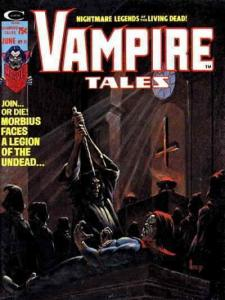 Vampire Tales #11 VG; Marvel | low grade comic - save on shipping - details insi