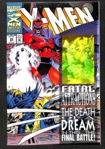 X-Men (1991) #25 1st Print