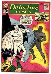 DETECTIVE COMICS #294 1961-AQUAMAN-BATMAN-ROBIN-g+