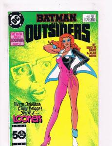 Batman And The Outsiders # 31 VF/NM DC Comic Book Metamorpho Justice League SW12
