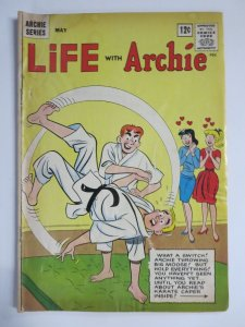 LIFE WITH ARCHIE  20  GOOD May 1963 COMICS BOOK