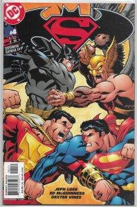 Superman / Batman   #  4 VF (World's Finest 4)