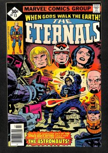 Eternals #13 VF/NM 9.0 1st Gilgamesh!