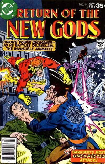 New Gods, The (1st series) #14 FN; DC | save on shipping - details inside