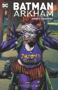 Batman: Arkham—The Joker's Daughter TPB #1 VF/NM; DC | save on shipping - detail