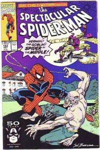 Spider-Man, Peter Parker Spectacular #182 (Feb-92) NM/NM- High-Grade Spider-Man