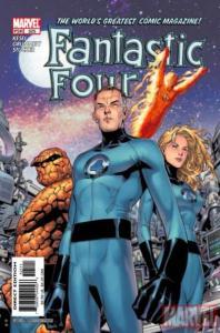 Fantastic Four (2003 series) #525, NM (Stock photo)