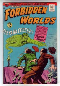 Forbidden Worlds #139 (Oct-66) VF- High-Grade Magicman
