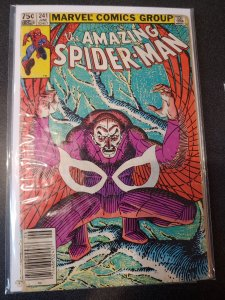 THE AMAZING SPIDER-MAN #241 VG