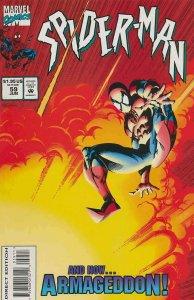 Spider-Man #59 VF/NM; Marvel   save on shipping - details inside