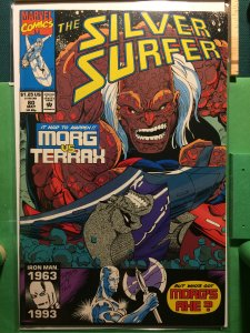 The Silver Surfer #80