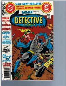 Detective Comics #487 (1979)
