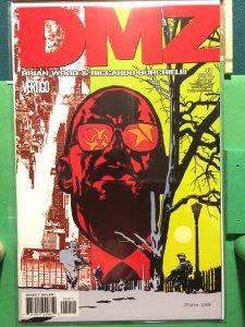 DMZ #40 War Powers 4 of 4