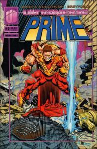 Prime (Vol. 1) #2 VF; Malibu | save on shipping - details inside