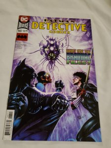 Detective Comics 987 Very Fine/Near Mint  Cover by Eddy Barrows