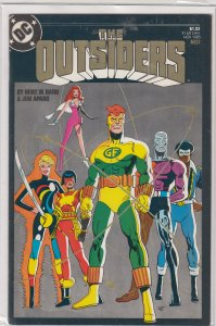 The Outsiders #1 (1985)
