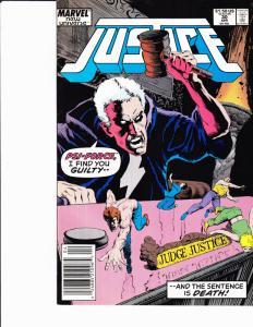 Justice #30